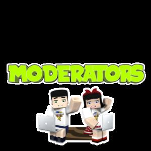 Group logo of Moderators